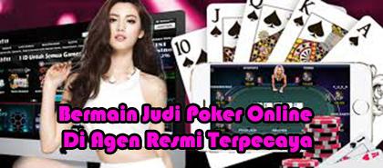 agen resmi judi poker online